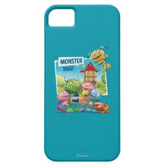 Monster Hug! iPhone 5 Cases