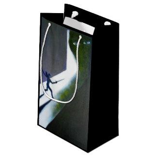 Monster in Doorway Small Gift Bag