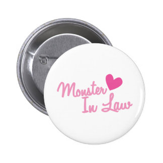 monster in law 2 inch round button