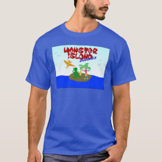Monster Island Buddies Official Shirts