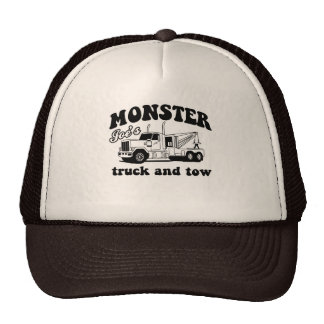 Monster Joe's Truck and Tow Hats