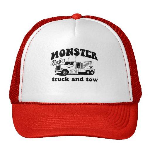 Monster Joe's Truck and Tow Trucker Hats