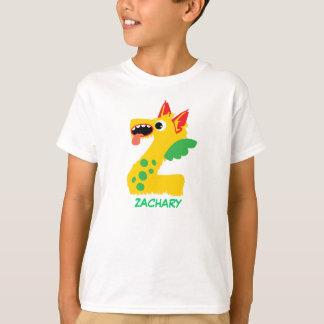 Monster Letters T-Shirt (Letter Z)