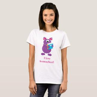 Monster Love's Homeschool T-Shirt