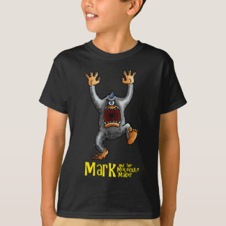 Monster - Mark and the Molecule Maker T-Shirt