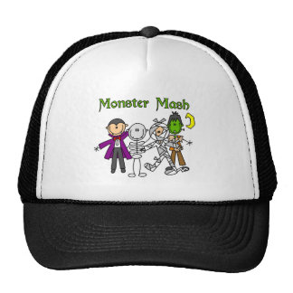 Monster Mash T-shirts and Gifts Trucker Hats