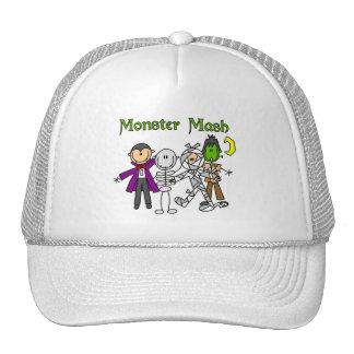 Monster Mash T-shirts and Gifts Hats