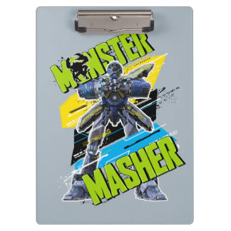 Monster Masher Clipboard