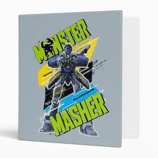 Monster Masher Vinyl Binders