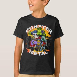 Monster Metal Kid's T-Shirt