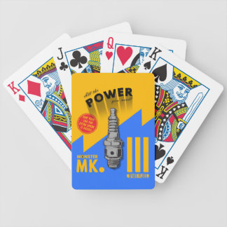 Monster Mk III Playing Cards