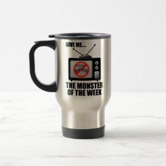 Monster Of The Week (1) travel mug