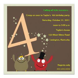 birthday invitations announcements zazzle ca