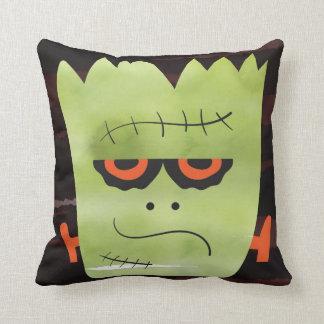 monster pillow, throw pillow, home decor throw pillow