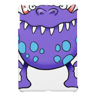 monster purple iPad mini cover
