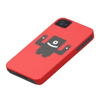 Monster Robot iPhone 4 Cover
