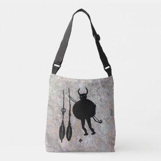 Monster Slayer, Blanco, New Mexico Crossbody Bag