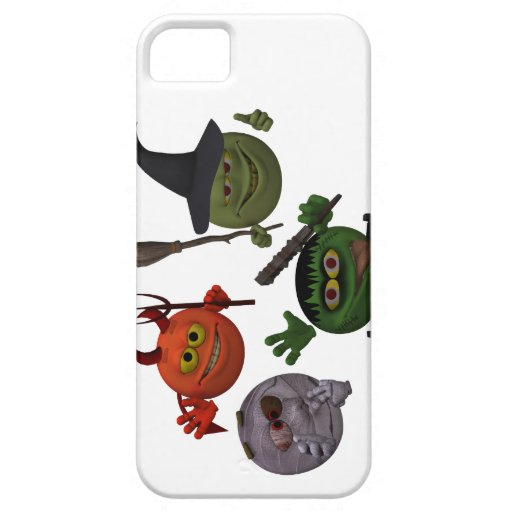 Monster Smiley Guys (Goofy) iPhone 5/5S Covers