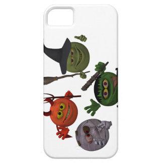 Monster Smiley Guys (Goofy) iPhone 5 Cases