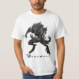 Monster Tee - Werewolf