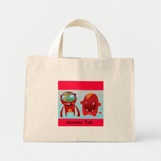 Monster Tots Tote