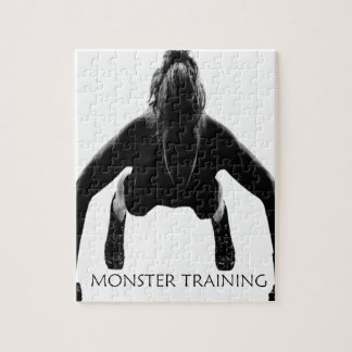 MONSTER TRAINING.ai Jigsaw Puzzle