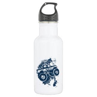 Monster Truck 532 Ml Water Bottle