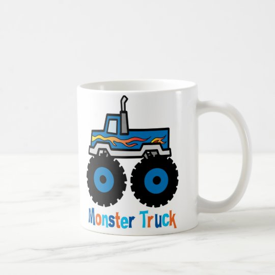 Monster Truck Coffee Mug