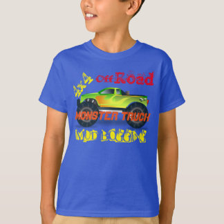 Monster truck design T-Shirt