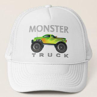 Monster truck hats by netalloy