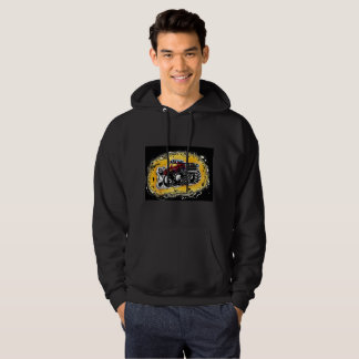 Monster Truck Hoodie For Men
