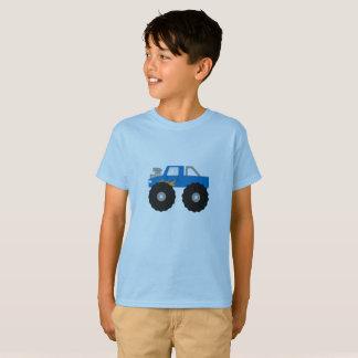 Monster Truck Kids T-Shirt