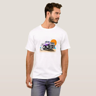 Monster Truck T-Shirt for Men
