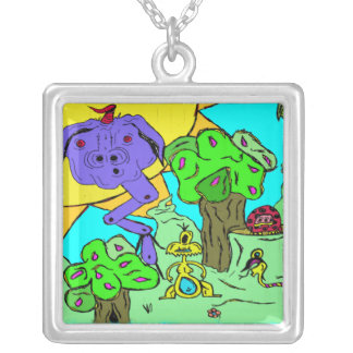 MONSTER VALLEY NECKLACE