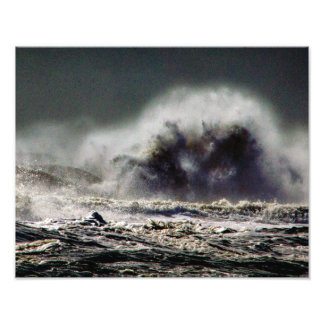 Monster Wave at Ocean City, MD Photo Print
