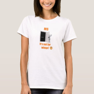 MonSter Wear MS Awareness t-shirt