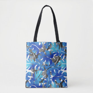Monstera leaves Tote Bag