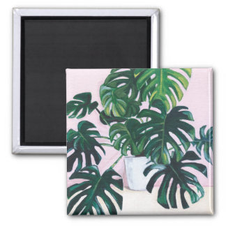 Monstera Magnet