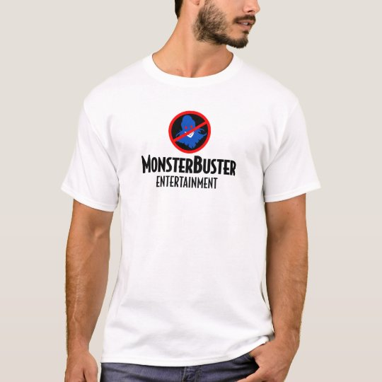 MonsterBuster Entertainment T-Shirt