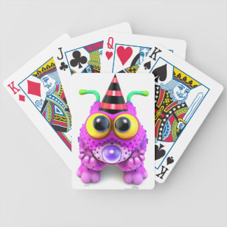 Monsterlings - Poof Gots Nones Bicycle Playing Cards
