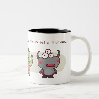 Monsterology #1 Mug