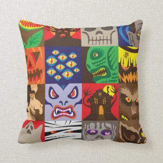 Monsterrific Pillow
