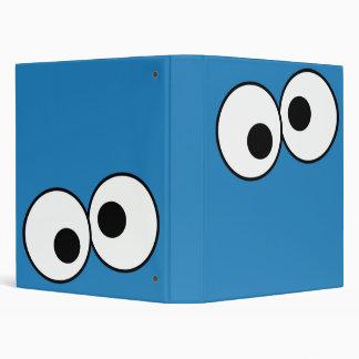Monster's Eyes Binder