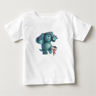 Monsters Inc. Boo & Sulley  Baby T-Shirt