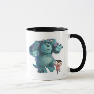Monsters Inc. Boo & Sulley  Mug