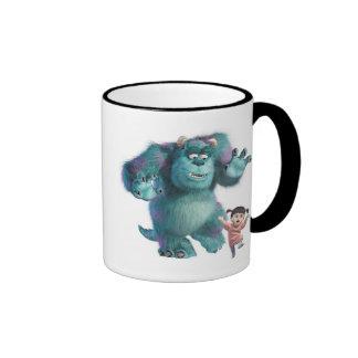 Monsters Inc. Boo & Sulley  Ringer Mug