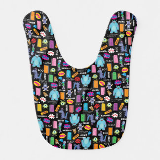 Monsters, Inc. | Character Pattern Bib