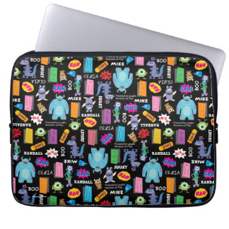 Monsters, Inc. | Character Pattern Laptop Sleeve