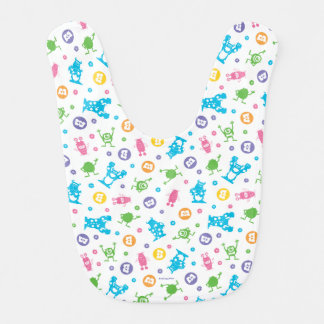 Monsters, Inc. | Character Pattern Mania Bib
