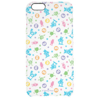 Monsters, Inc. | Character Pattern Mania Clear iPhone 6 Plus Case